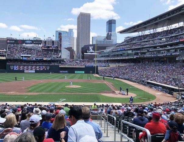 Minnesota Twins Game
