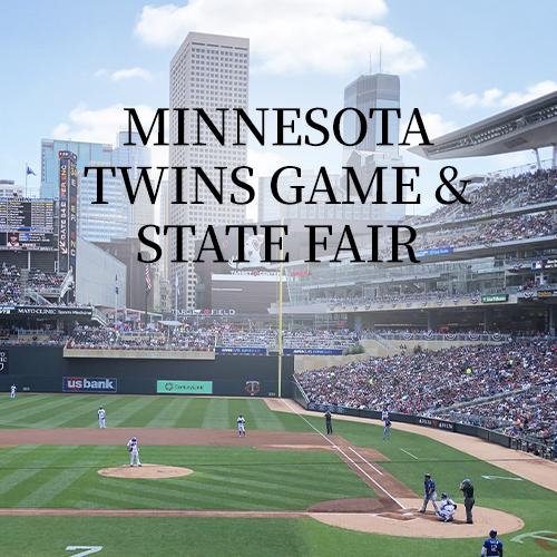 Minnesota Twins and State Fair