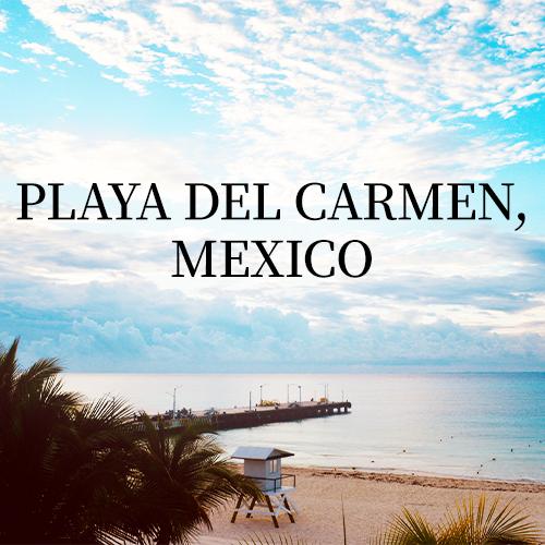 Playa del Carmen, Mexico Tour
