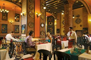 Hotel Riu Palace Pacifico Cuisine