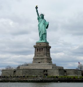 Statue of Liberty New Yord